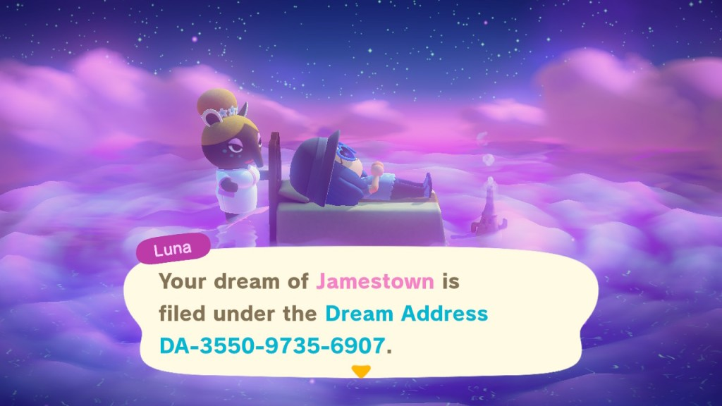 My Own Personal Island - Stories of Petey - Dream Address