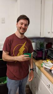 Give Me A Little Green In My Drink - Stories of Petey - Vitamix
