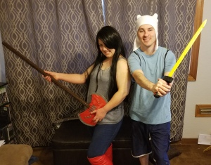 We Create Our Own Path - Stories of Petey - Adventure Time Costumes