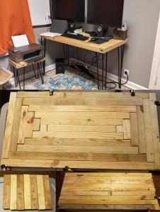 Little Adventures - Stories of Petey - Wood Desks