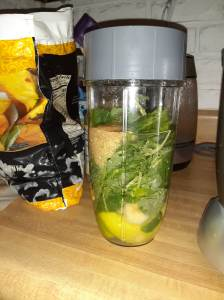 Give Me A Little Green In My Drink - Stories of Petey - Blender Batch 1