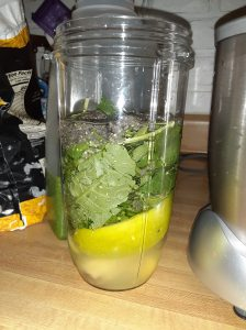 Give Me A Little Green In My Drink - Stories of Petey - Blender Batch 2