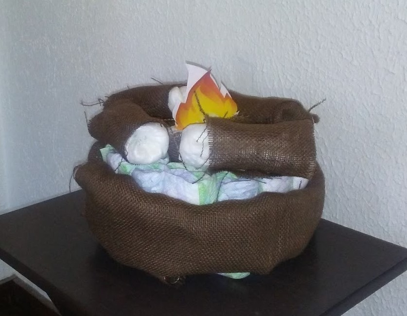 Stories of Petey - Gifts of Nature for A Special Day - Diaper Campfire