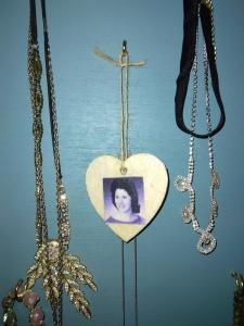 Stories of Petey - My Treasures - Grandma Ornament